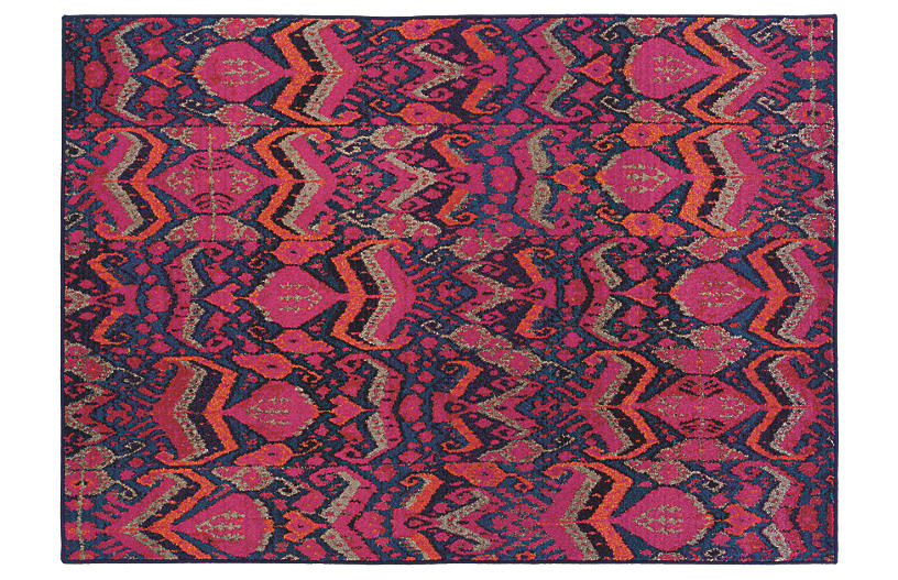 Aspen Rug Pink Multi All Rugs All Rugs Amp Rug Pads