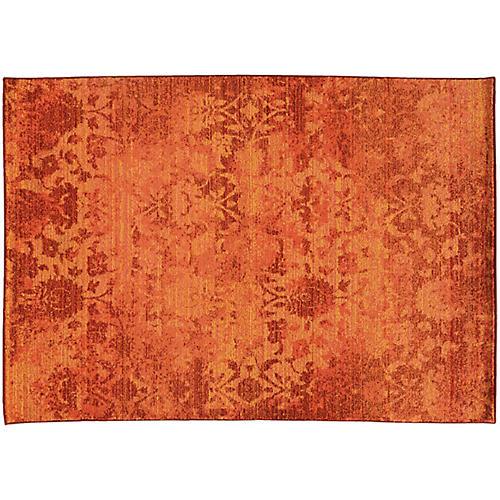 Expressions 5997c Rug, Orange