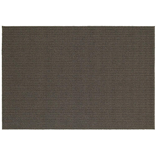 Sara Outdoor Rug, Charcoal