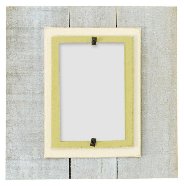 Wychmere Frame, 4x6, Whitewash