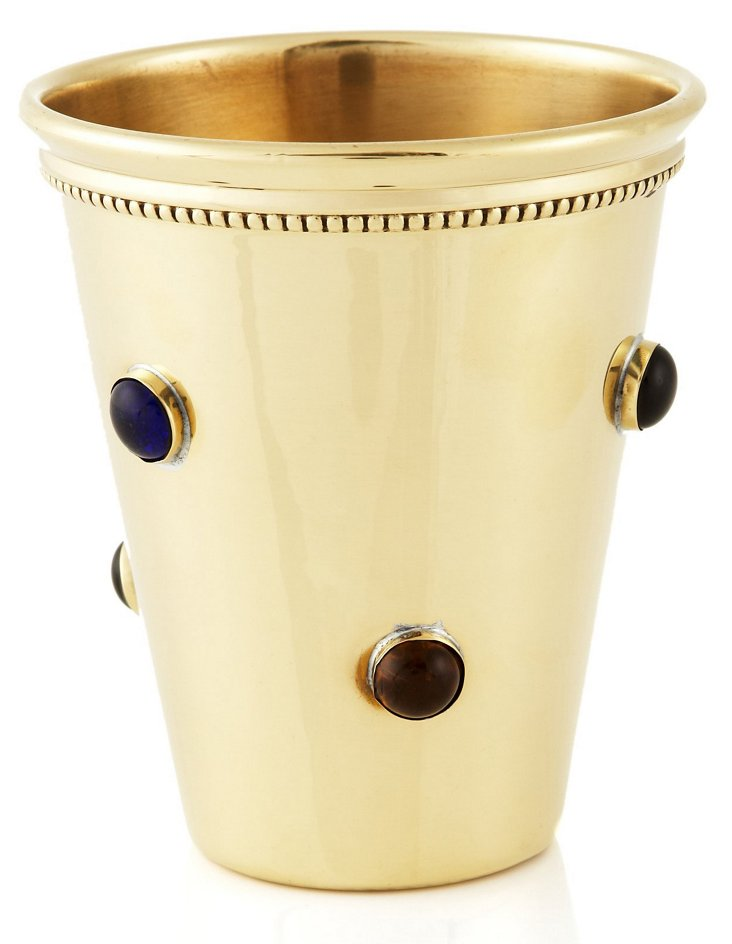 Jeweled Julep Cup