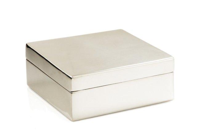 Square Box, Plain