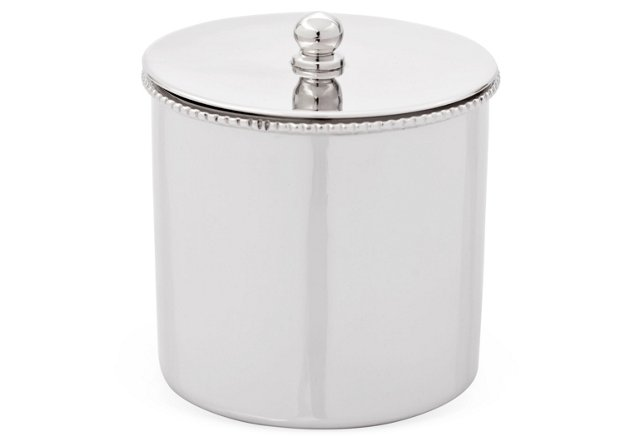 Beaded Canister