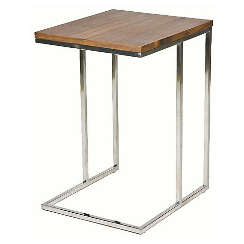Wilson Side Table, Walnut