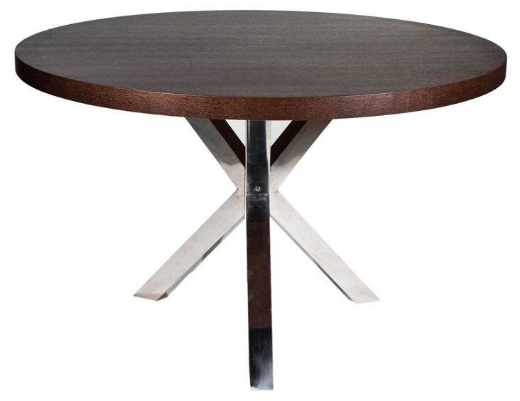 Charlotte Dining Table, Espresso