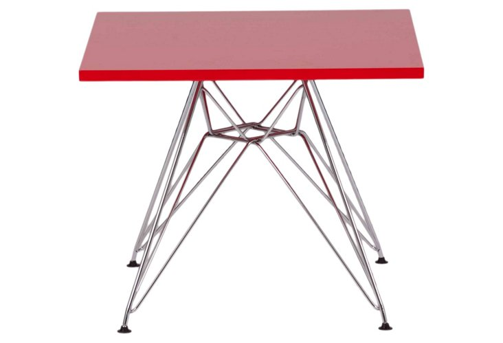Donald Table, Red