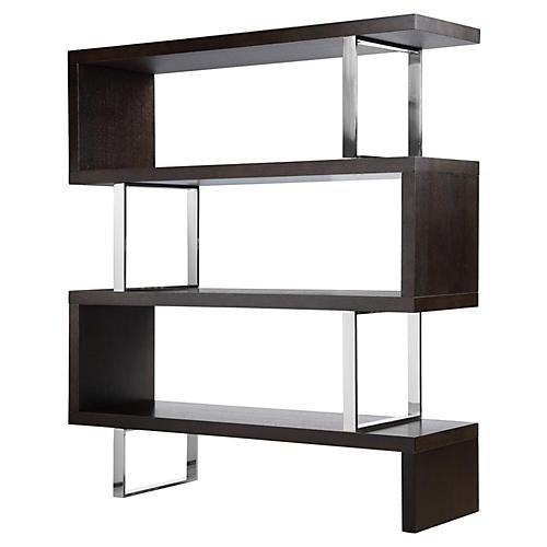 Santoni Bookshelf, Espresso