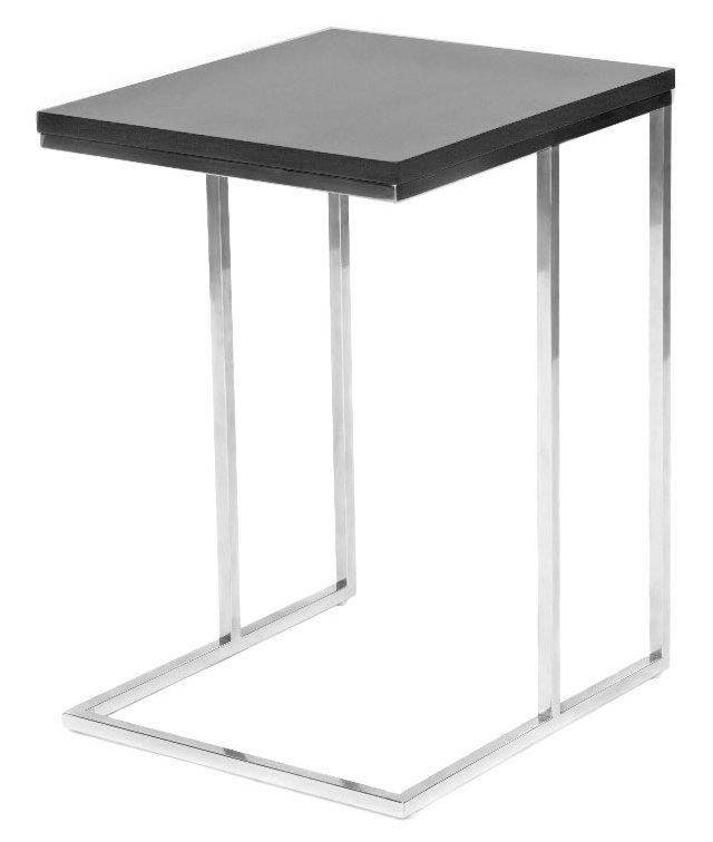 Wilson Side Table, Black