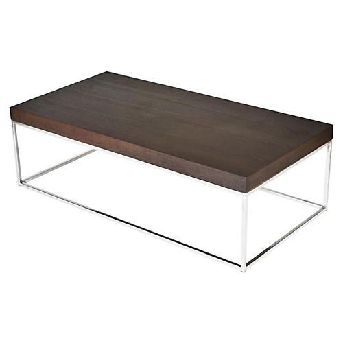 Fred Coffee Table, Espresso