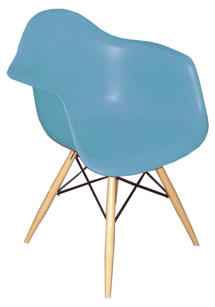 *IK Copenhagen Armchair, Blue