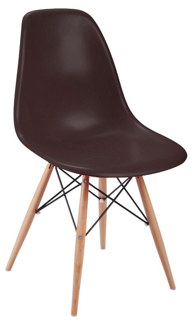 DNU, IK-Copenhagen Side Chair, Black