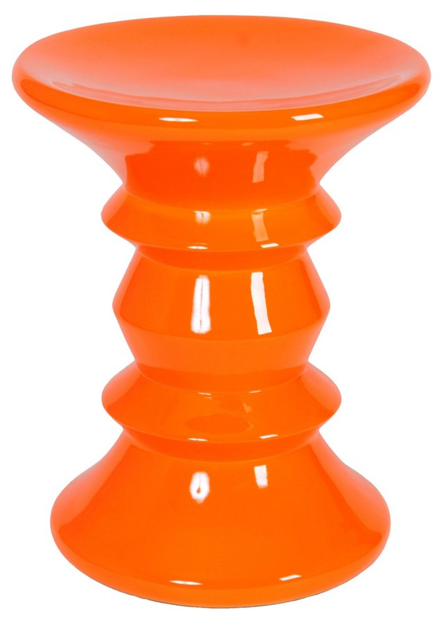DNU - IK Brooke Stool, Orange