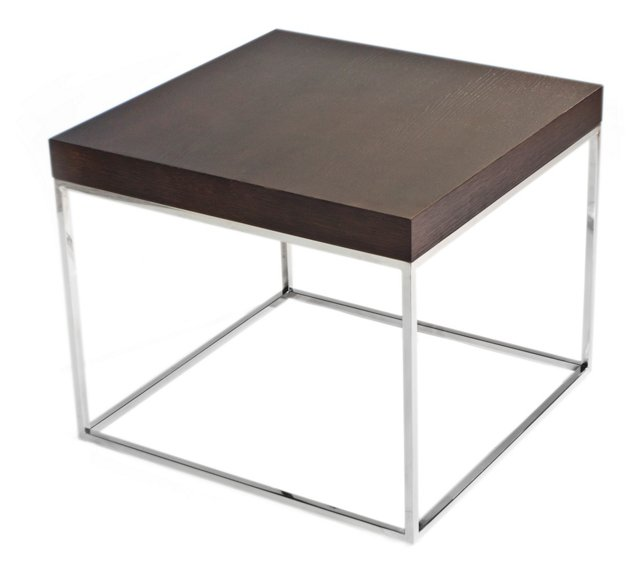 Fred Side Table, Espresso