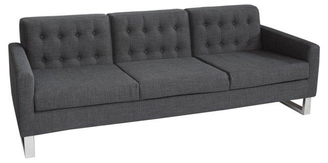 Sloan Sofa, Charcoal