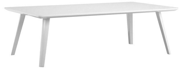 Hal Coffee Table, White