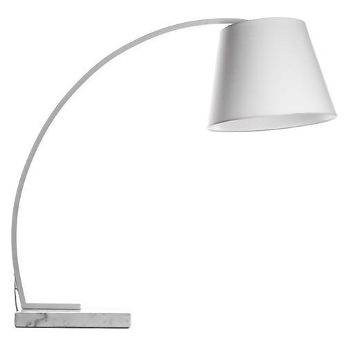Rachel Table Lamp, White