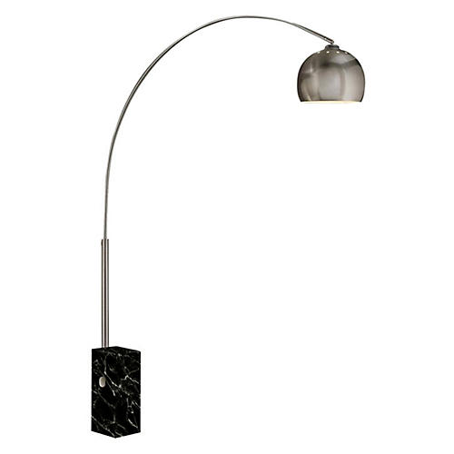 Sara Floor Lamp, Black