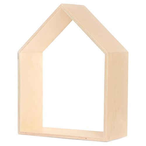 House Kids' Shelf, White
