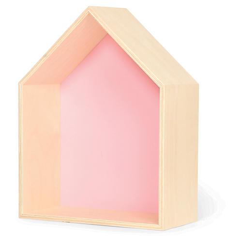 House Kids' Shelf, Pink