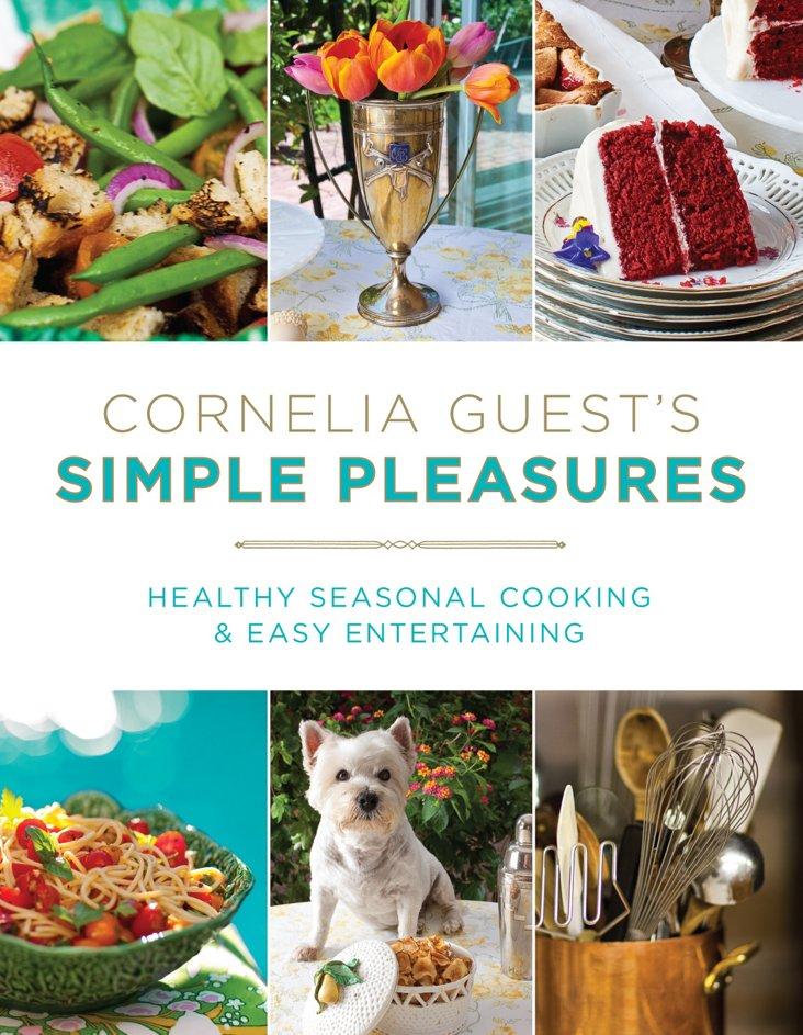 Cornelia Guest Simple Pleasures, Signed