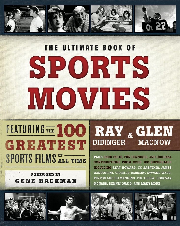 Ultimate Book of Sports Movies