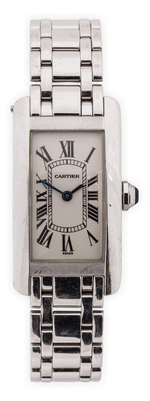 Ladies' Cartier Tank USA