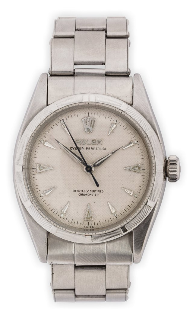 Rolex Oyster Perpetual, Textured Dial