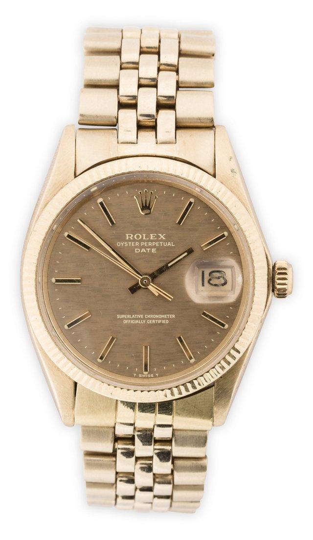 1972 Rolex Date w/ Jubilee Bracelet