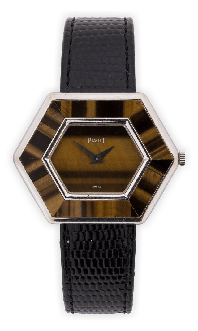 Piaget Ladies' Tiger's Eye Watch