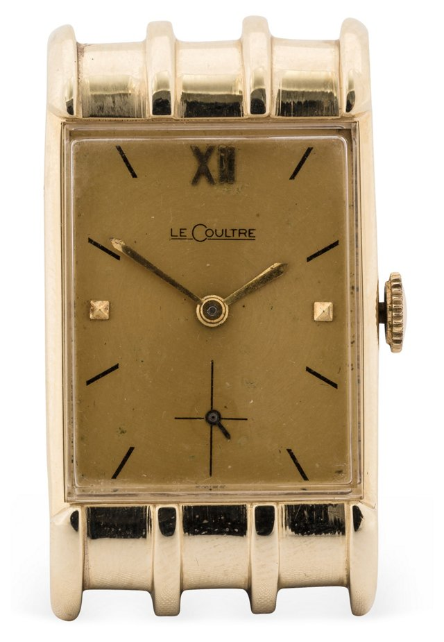 """1950s LeCoultre """"Mitchell"""" Watch"""