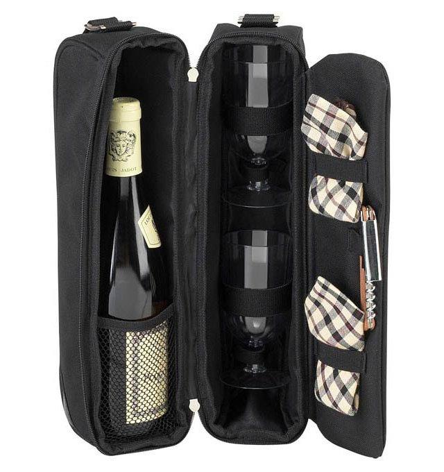 London Sunset Wine Cooler, Black