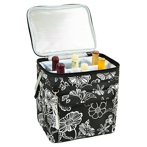 Large Multipurpose Cooler, Night Bloom
