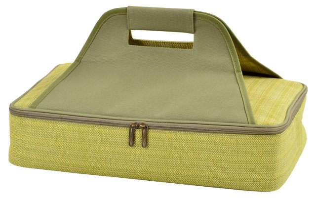 Thermal Food Carrier, Olive
