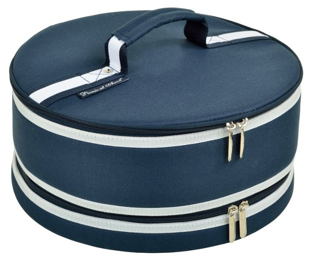 Cake Carrier, Navy
