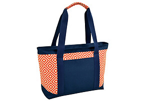 Diamond Large Insulated Tote