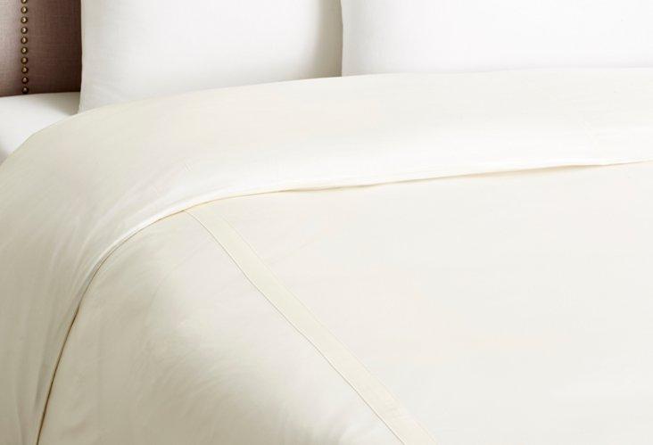 Duvet Cover, Milky White
