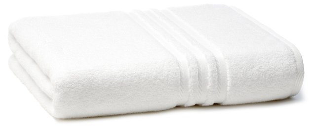 Boca Bath Sheet, White