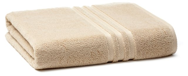 Boca Bath Sheet, Taupe