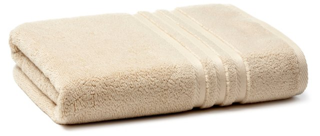 Boca Bath Towel, Taupe