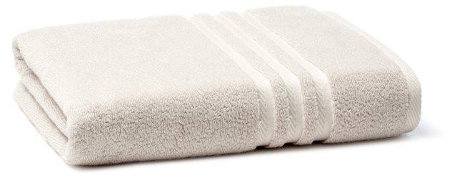 Boca Bath Towel, Gray