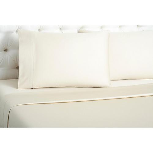 Arabesque Sheet Set, Linen