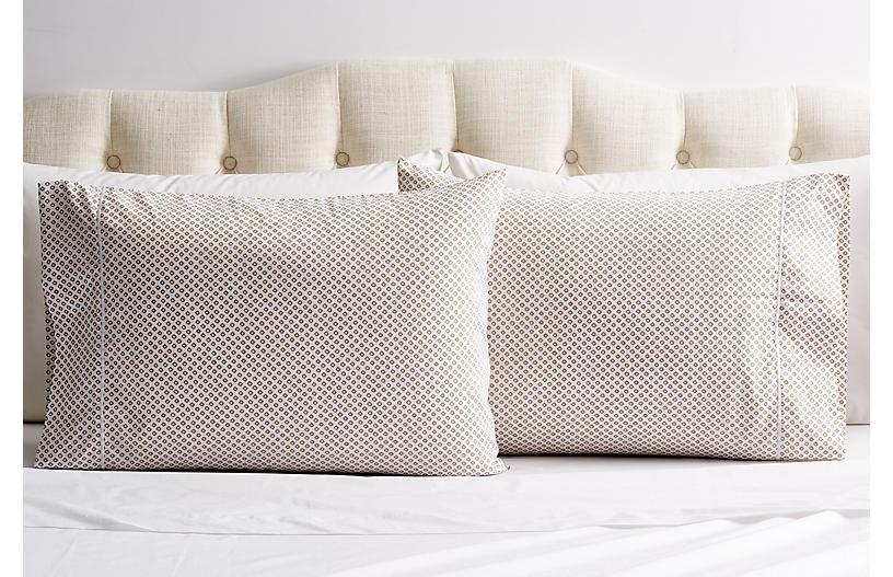Emma Pillowcases, Linen