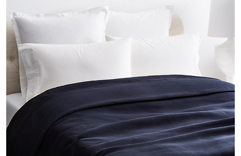 Angelina Coverlet, Navy