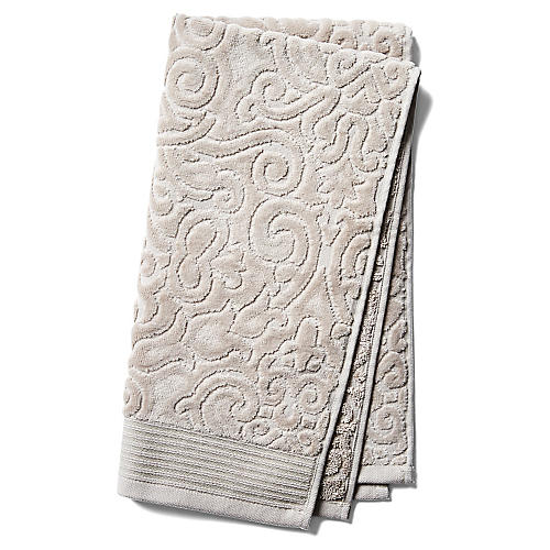 Park Avenue Hand Towel, Flint