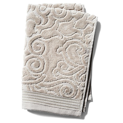 Park Avenue Guest Towel, Flint