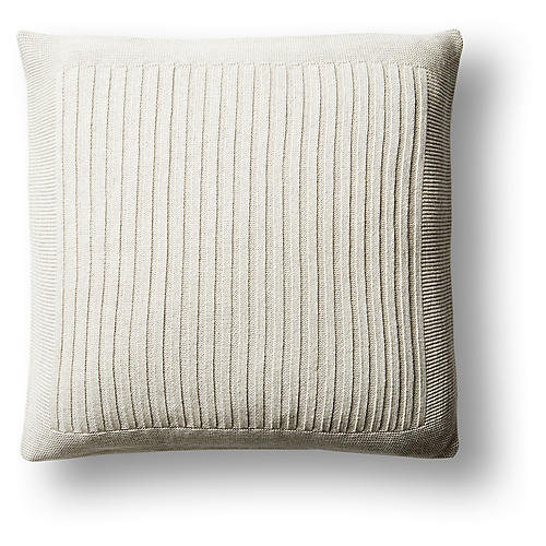 Captiva 20x20 Pillow, Beige