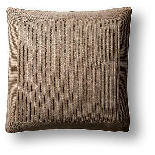 Captiva 20x20 Pillow, Driftwood