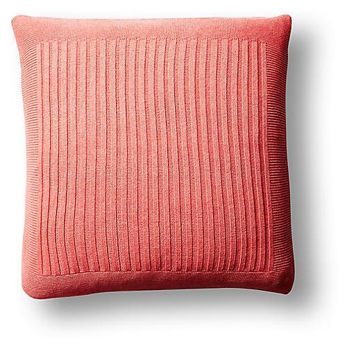 Captiva 20x20 Pillow, Coral