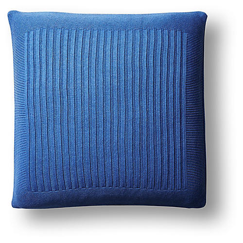 Captiva 20x20 Pillow, Blue