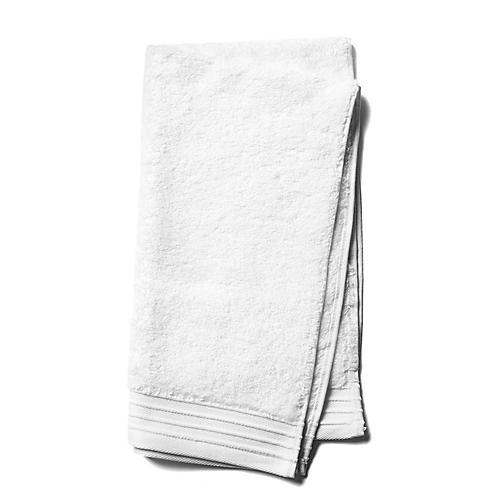 Plaza Hand Towel, White